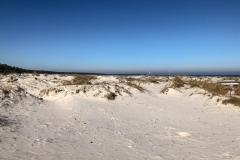 Strand mit Düne